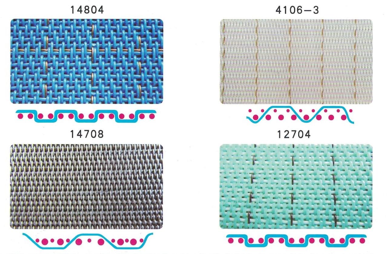 polyester anti static mesh