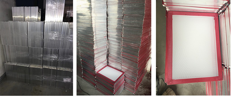 Aluminium Screen Printing Frames
